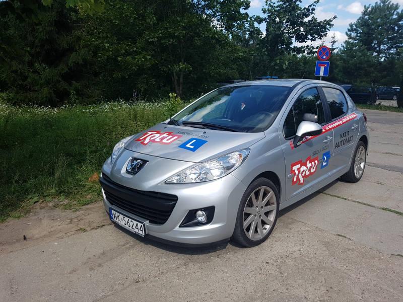 Prawo jazdy z automatyczną skrzynią biegów